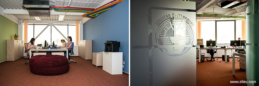 HR & Business Development offices