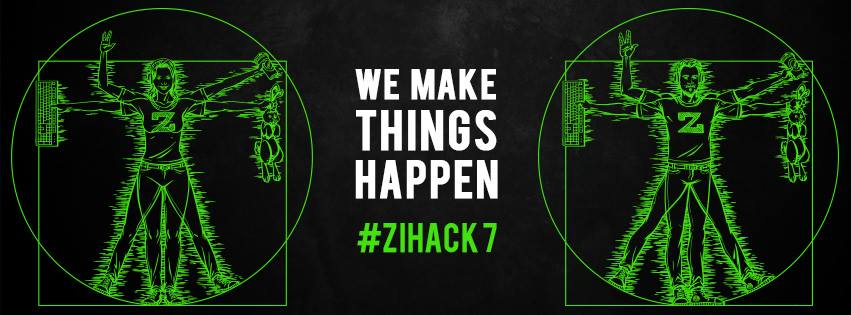 Zihack#7 – apps & awards
